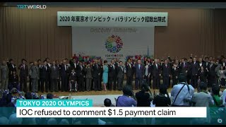 Tokyo Olympic bid team allegedly paid $1.5M in bribe