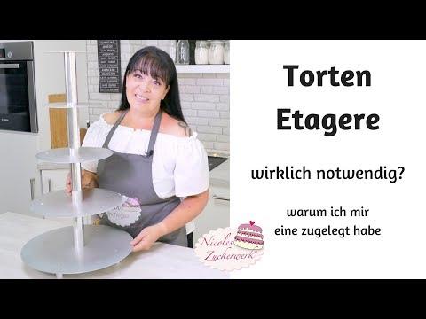 Etagere für mehrstöckige Torte I wirklich notwendig?