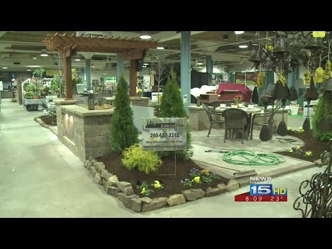 , title : 'FIRST NEWS SATURDAY: Home and Garden Show'
