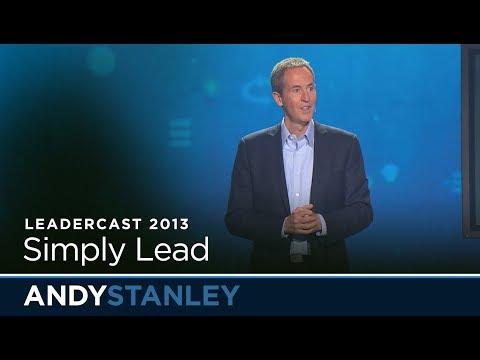 Leadercast 2013: Simply Lead