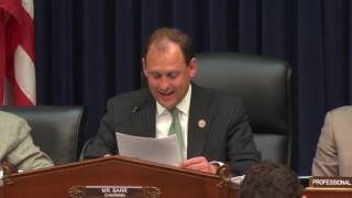 Congressman Andy Barr (KY-06), opened a hearing on lessons from the IMF's bailout of Greece as Chairman of the Monetary...