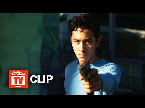 Queen of the South S04E09 Clip | 'Tony Steps Up To Gordo's Hit Man' | Rotten Tomatoes TV