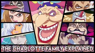 Download Video Explaining Every Member Of The Charlotte Family - Big Mom's 85 Children Explained | One Piece MP3 3GP MP4
