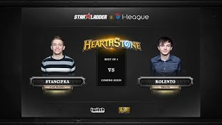 StanCifka vs Kolento, game 1