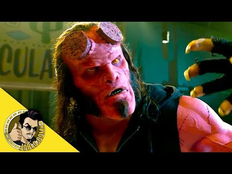 Hellboy (2019) - The Kill Counter