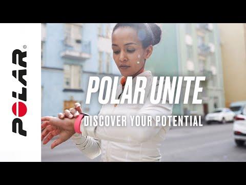 Polar Unite | Fitness hodinky s měřením tepu ze zápěstí | Objevte svůj potenciál