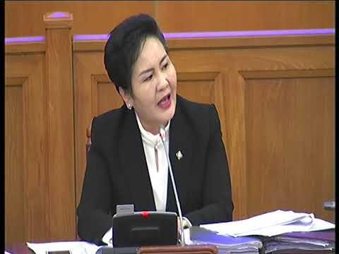М.Билэгт: Төрийн албаны хариуцлагагүй байдлыг хэзээ засах вэ?