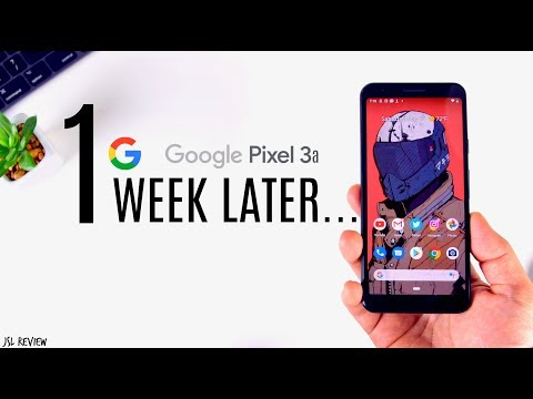 The Google Pixel 3a - 1 Week Later