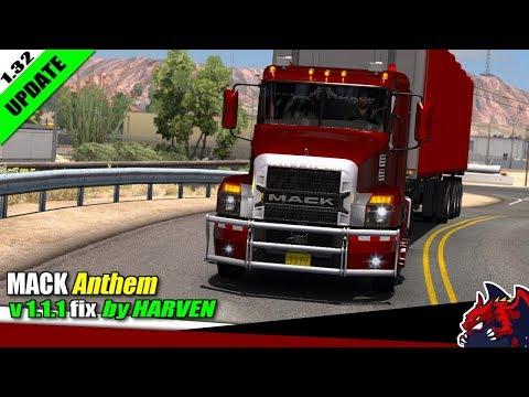 Mack Anthem v1.2 Edit by Harven 1.35.x