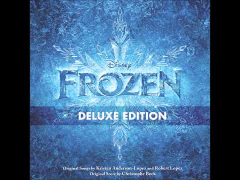 spare - Soundtrack playlist available @ http://www.youtube.com/playlist?list=PLYvbP-7o5NQYF2u8URnzP8GX67kAHTRFX Frozen (Original Motion Picture Soundtrack) Disc 2 - ...