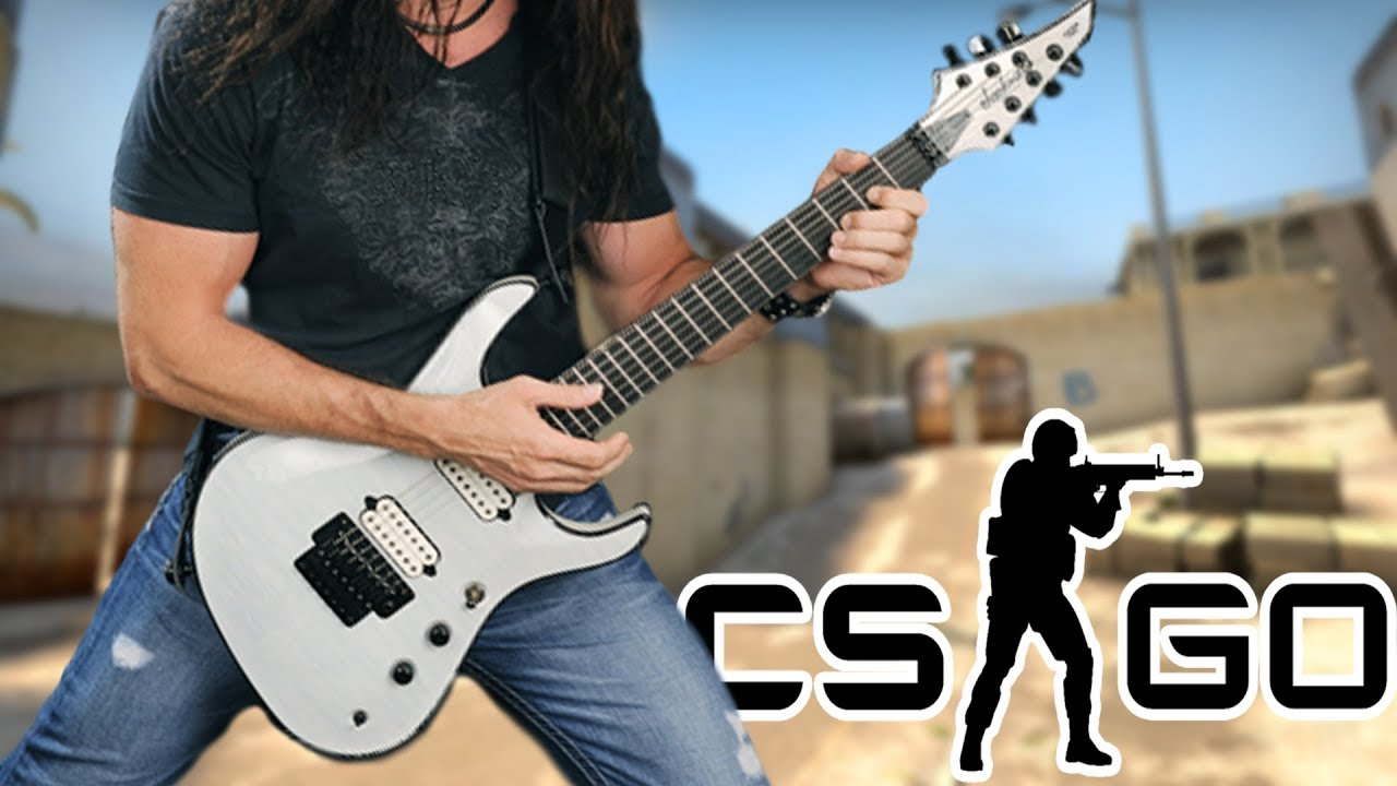 Playing Guitar on CS:GO – Youtuber Gameshow #2!