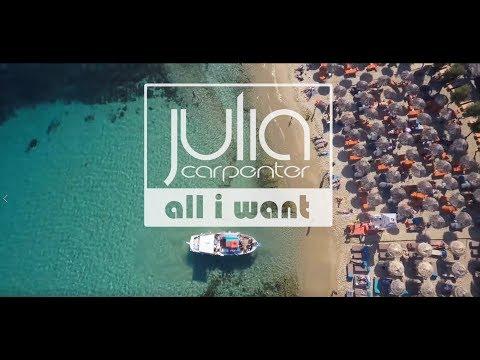 Julia Carpenter   All I Want (Lyric Video)