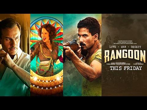 Rangoon Chopped By 40 Minutes | Shahid Kapoor | Ka