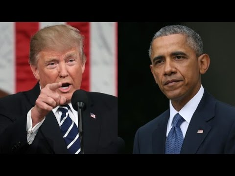 Trump tearing apart Obama legacy one policy at a time