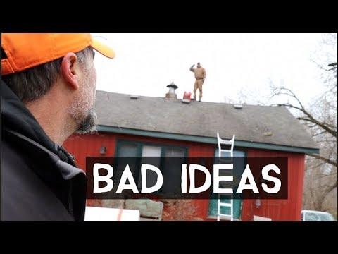 Skid steers, High Altitudes & Bad ideas Welcome to Dirtmonkey Demolition Vlog 001