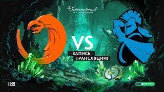 Tnc vs Newbee, The International 2018, game 1