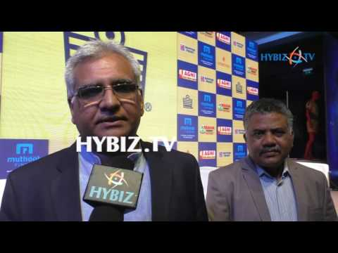 Vijay Vardhan Rao-Tamil Thalaivas Jersey Launch