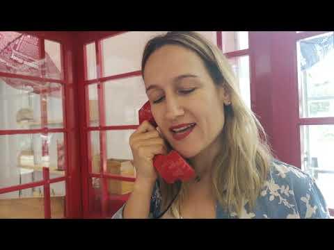 Poemas cortos - DEDIQUE POEMAS POR TELÉFONO  La cabina literaria.