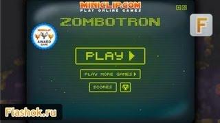 Видеообзор Zombotron