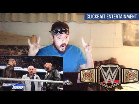 Batista takes a dig at Triple H during Evolution's reunion: SmackDown 1000 REACTION