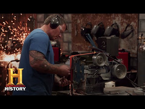 Forged in Fire: Fitting Blade Handles and Lanyards (Season 5, Episode 2)   History