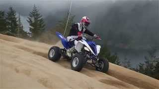 2. 2015 Yamaha Raptor 700R First Test