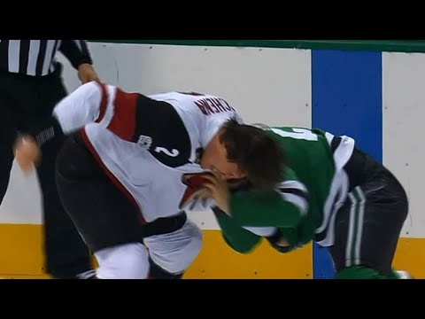 People Are Calling This The Worst Hockey Fight Of All Time, And We're Not Surprised Why