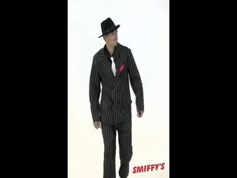 Costume de gangster