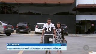 São Roque: recém-nascido morre na Santa Casa e família questiona demora no parto