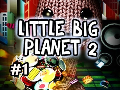 Little Big Planet 2: Jerkin Off w/Nova & Sp00n Ep.1 - Kill Xbox360 & Nyan Cat Video