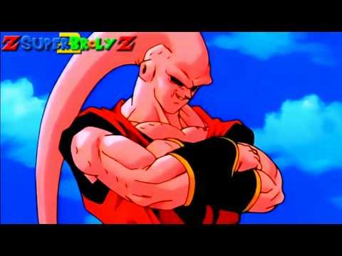 Vegeta and Goku vs Buu (Gohan Absorbed) [1080p HD]