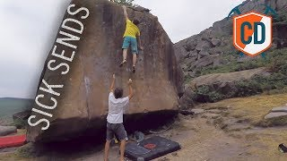 Classic Uk Bouldering Sick Sends | Climbing Daily Ep.1309 by EpicTV Climbing Daily