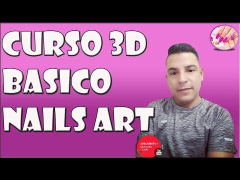 Uñas acrilicas - Curso 3D online (infomacion)