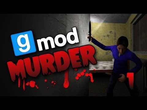 murderers - We play Gmod 'Murder' a gametype where one person is a murderer and the rest live in suspicious fear. Myself and Adam go toe to toe swapping roles and then I...