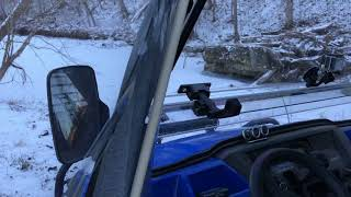 5. REVIEW;  Kawasaki Mule Pro FX, Riding In The Missouri Ozarks