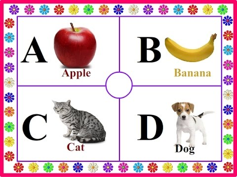 ABCD Song |  ABC Song for children | ABCD Alphabet Song | Nursery Rhymes Collection