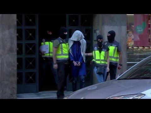Συλλήψεις για τρομοκρατία σε Ισπανία, Βέλγιο, Γερμανία