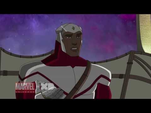 Marvel's Avengers Assemble 2.11 (Clip)