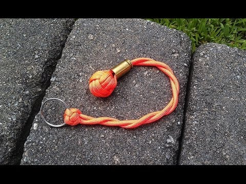 Self Defense Options: Monkey's Fist Lanyard