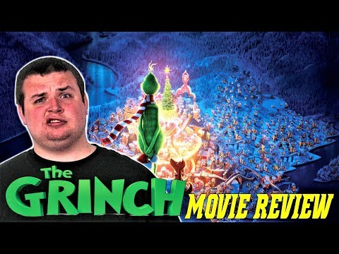 The Grinch - Movie Review