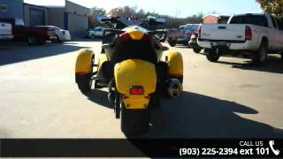 5. 2008 Can-Am Spyder GS Roadster SE5  - Sherman Powersports...
