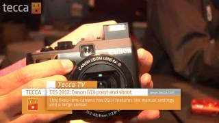 CES 2012: The Top 5 Digital Cameras At This Year's Consumer Electronics Show