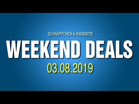 STEELBOOKS & BLU-RAYS zum SCHNÄPPCHENPREIS    Weekend Deals    03.08.19