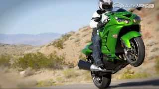 9. 2012 Kawasaki ZX-14R First Ride - MotoUSA