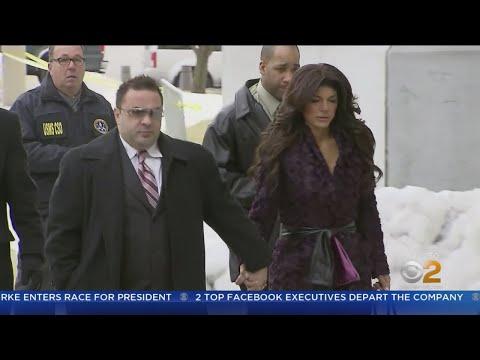 Joe Giudice In ICE Custody
