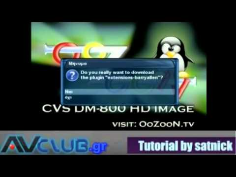 comment installer cccam sur oozoon