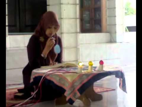 tartil - Lomba Tartil dalam rangka Pekan Bahasa, Banjarmasin, 15 Mei 2012. Noor Lathifah - FISIP - Ilmu Komunikasi UNISKA Banjarmasin.