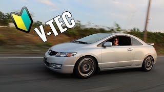 WE SHOWED UP IN A HONDA CIVIC by TJ Hunt
