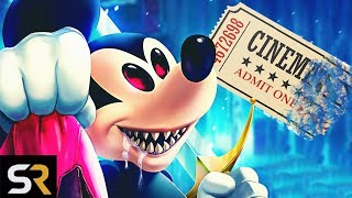 Disney Is Going To Kill The Movie Theatre by Screen Rant