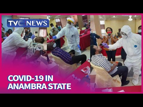 Fighting COVID-19 In Anambra State